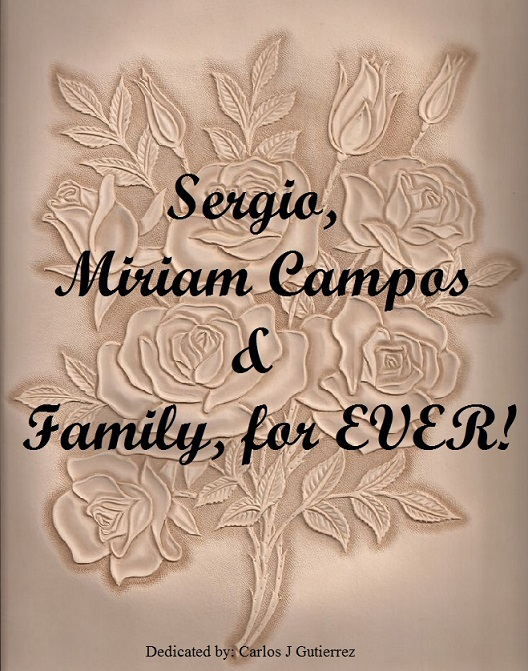 Miami Lakes Sergio Campos Family for ever! RIP Sergio with Love!